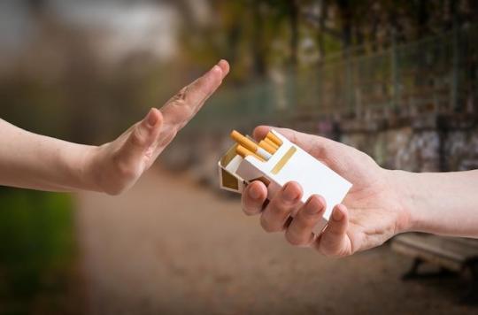 Tabagisme : les paquets neutres sont efficaces chez les adolescents