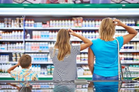 Aliments pour enfants: leur packaging est souvent trompeur