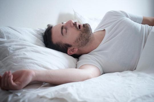 Apnée du sommeil : pendant le confinement, des habitudes bouleversées