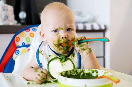 Plomb et arsenic : attention à certains petits pots pour bébés
