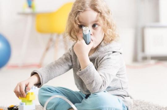 Asthme sévère : l'effet salutaire du dupilumab