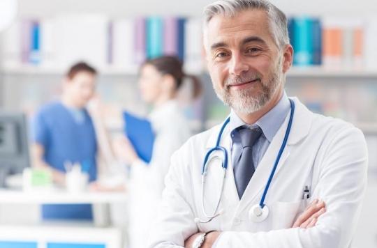 Trop vieux ? Un médecin français sur trois a plus de 60 ans