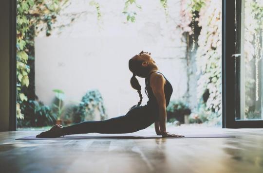 Le yoga est bénéfique pour lutter contre les troubles psychiques