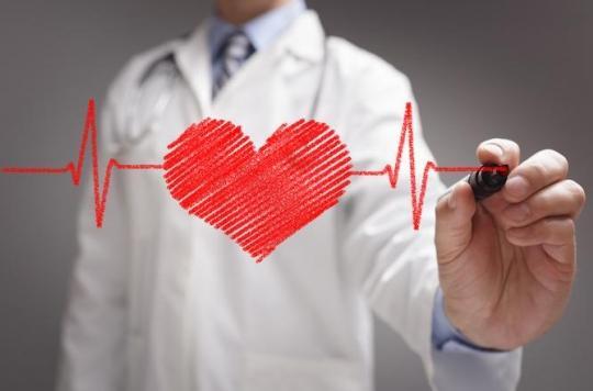 L'inflammation est un facteur de risque chez certains cardiaques à haut risque