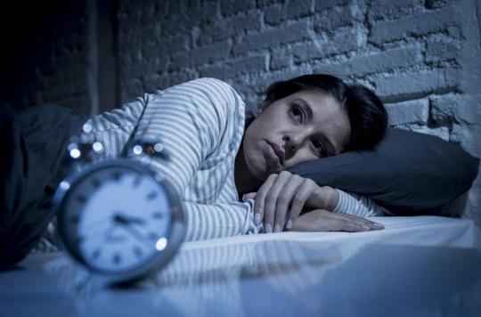 Troubles du sommeil : il existe 5 types d'insomnie qui nécessitent différents traitements