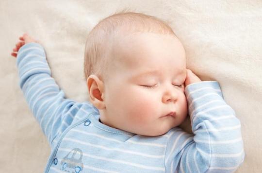 Mort subite du nourrisson: une mutation génétique en aggrave le risque, mais il faut prendre des précautions