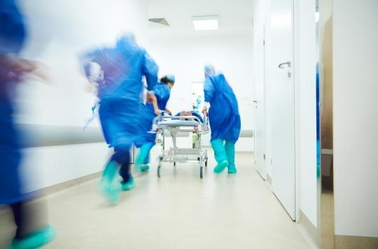Urgences de l'hôpital de Riom : pris d'un «coup de folie», un patient blesse 6 personnes