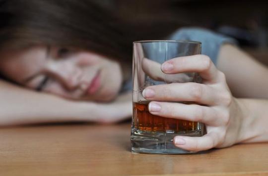 Alcool : jamais \
