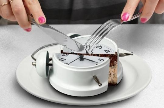 Obésité: pour perdre du poids, il faut d'abord manger lentement