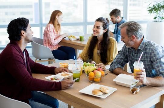 Alimentation : l'instinct grégaire aiguille nos choix