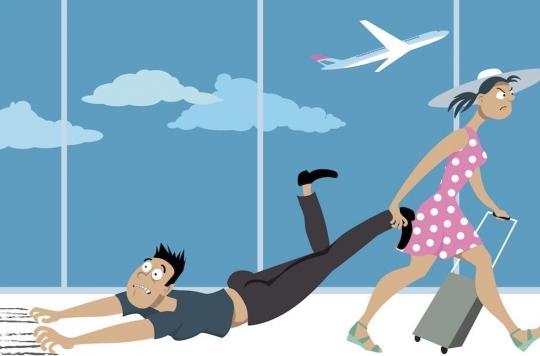 Voyages : recettes pour ne plus souffrir de la peur de l'avion