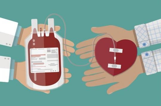 L'Etablissement français du sang lance un appel d'urgence aux donneurs potentiels
