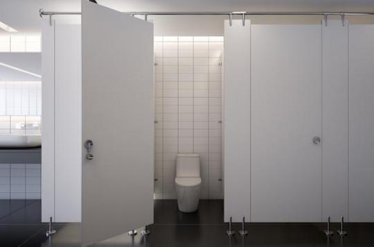Bactéries et toilettes publiques : le danger n'est pas là où vous le pensez