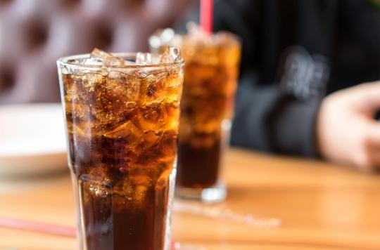 Les sodas favorisent l'érosion dentaire chez les personnes obèses