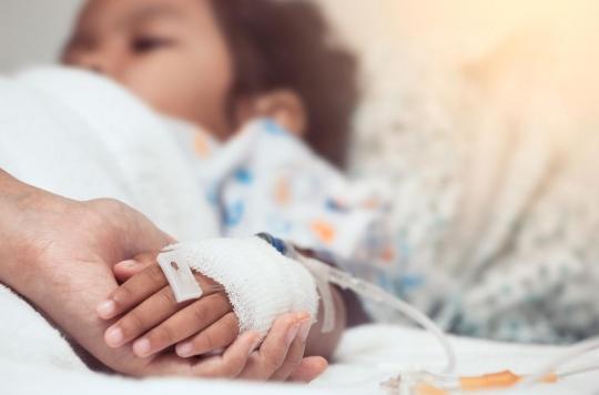 Enfants cancéreux : les oubliés de la crise sanitaire