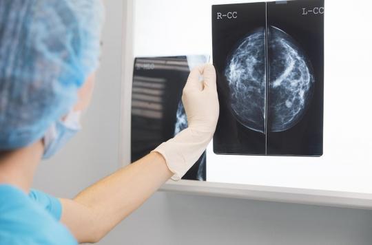 Cancer du sein héréditaire : le dépistage par IRM est plus efficace que la mammographie
