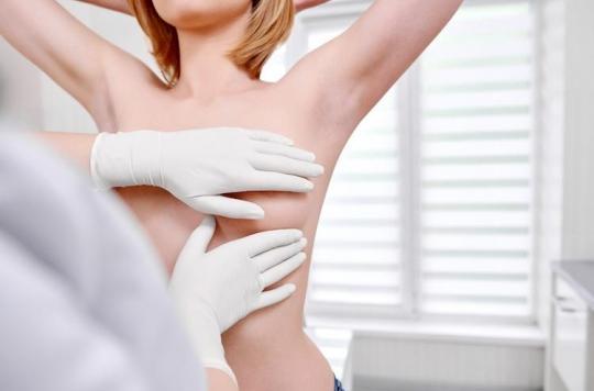 Cancer : les femmes qui ont les seins denses sont plus à risque