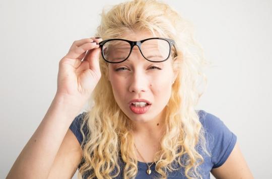 Les myopes auraient plus de risques de devenir aveugles