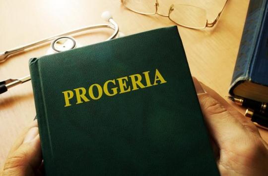 Le mystère de la Progéria, maladie rare et orpheline