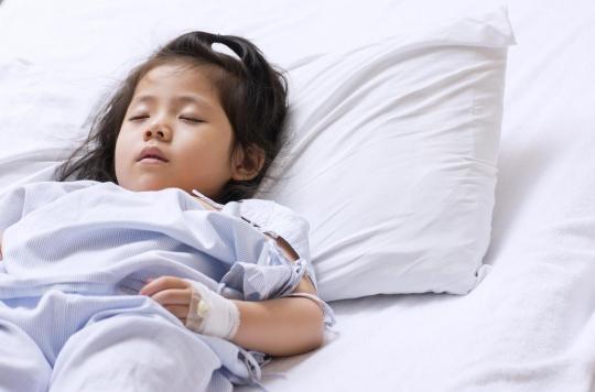 Cancers pédiatriques : \