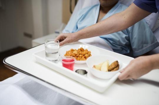 Nutrition: des repas personnalisés à l'hôpital favorisent les guérisons