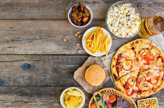 Alimentation : les aliments ultra-transformés font prendre du poids rapidement