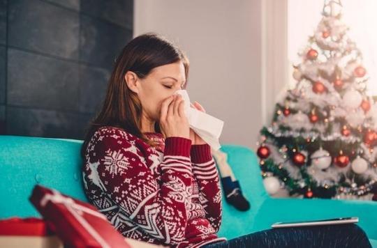 Pourquoi tombe-on plus souvent malade en hiver ?
