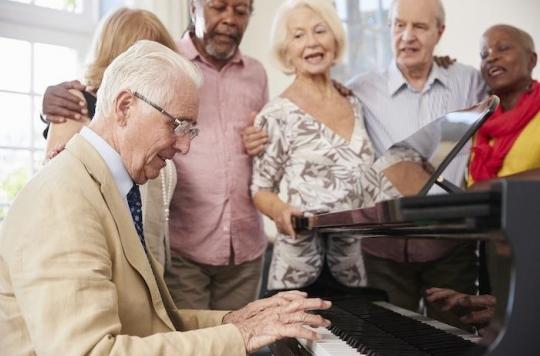 Parkinson : du chant pour aider les malades à gérer leurs symptômes