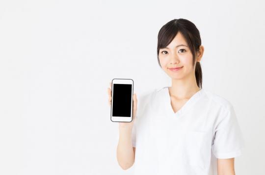 Les Smartphones, vecteurs potentiels d'infections bactériennes dans les hôpitaux