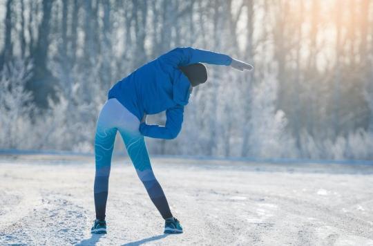 Malgré l'hiver, ne pas négliger l'activité physique extérieure