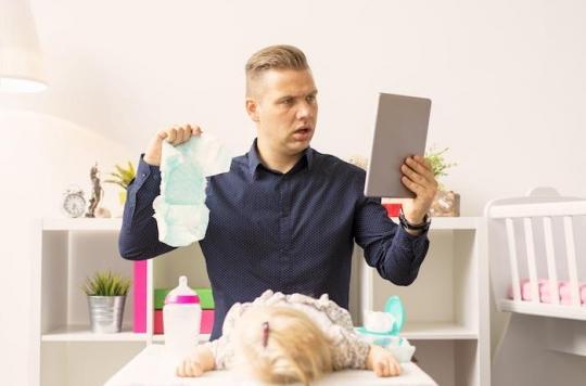 Une interne en pédiatrie dénonce le manque d'implication des pères