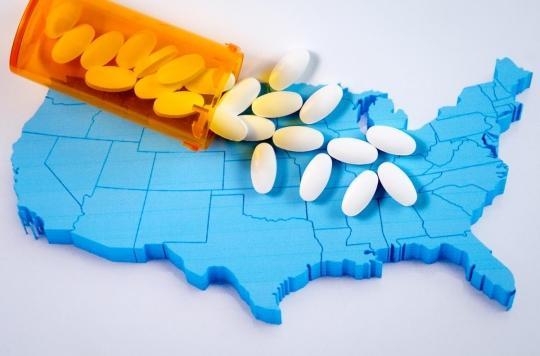 Crise des opioïdes : un laboratoire sur le banc des accusés pour la première fois