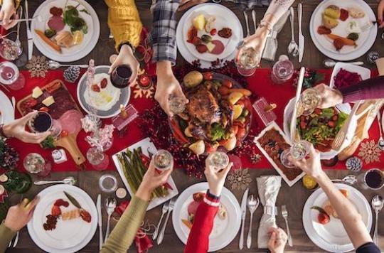 Cholestérol : après Noël, les taux augmentent