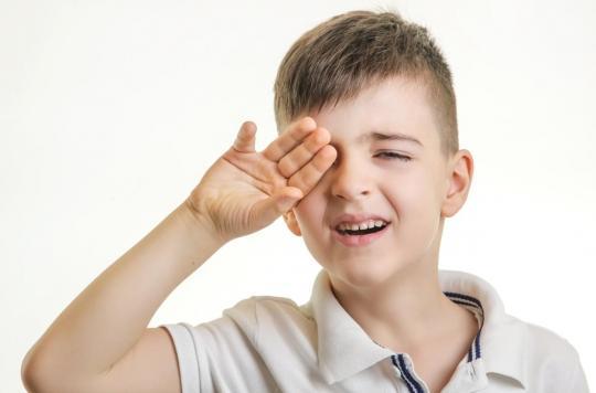 Maladies oculaires : une application pour repérer les premiers signes chez les enfants