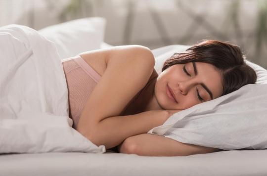 11 choses que le corps fait pendant que vous dormez