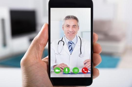 Consultation virtuelle : la télémédecine satisfait médecins et patients