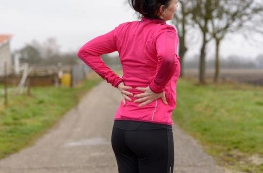 La lombalgie chronique et le repos modifient le cerveau