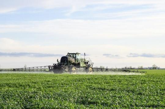 Glyphosate : un pas vers l'interdiction en France