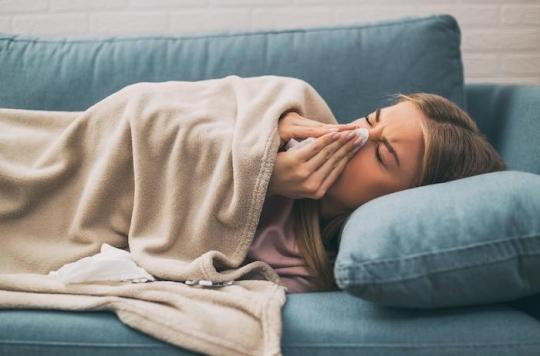 Grippe : « le vaccin n'est pas efficace à 100% » mais il protège des complications
