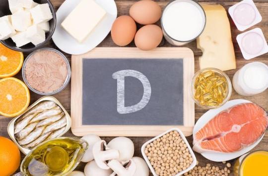 Vitamine D : un déficit fréquent, mauvais pour la santé