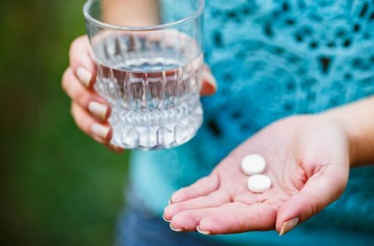 Cancer : un cachet d'aspirine par jour augmenterait les chances de survie