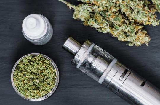 La façon d'inhaler le cannabis joue sur sa toxicité
