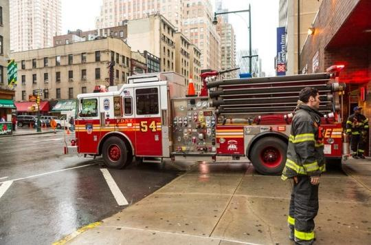 Cancer du sang : une anomalie sanguine détectée chez les pompiers du 11 septembre