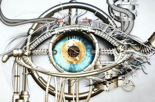 Une prothèse d'œil bionique disponible d'ici cinq ans