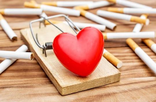 Mois sans tabac : une seule cigarette par jour est dangereuse pour le cœur