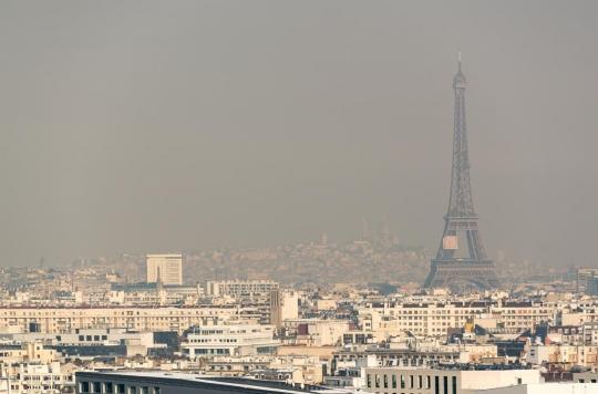 Pollution de l'air : la France menacée par la justice européenne