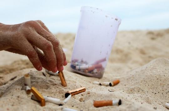Marseille : la cigarette interdite sur trois plages durant tout l'été