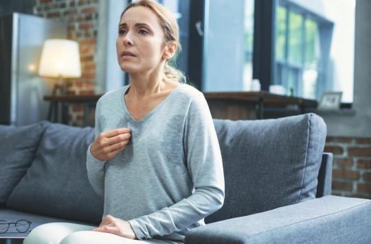 Une ménopause précoce augmente le risque de maladie cardiaque
