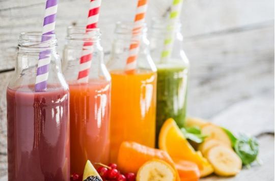 Les jus de fruits peuvent augmenter le risque de mort prématurée
