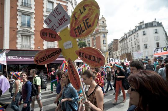 Mad pride : une marche pour destigmatiser les \